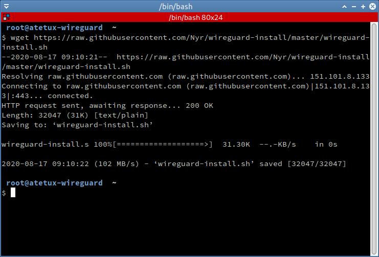 download-wireguard-installer