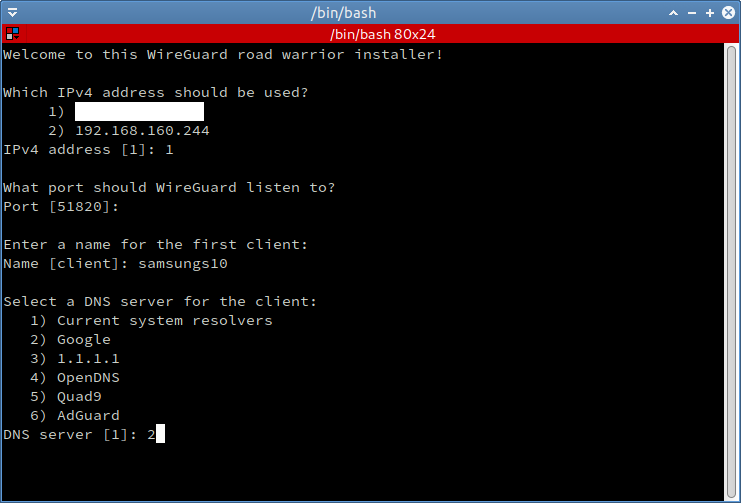 download wireguard installer